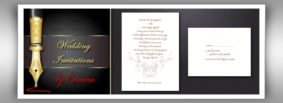 Wedding Invitations Slide Image